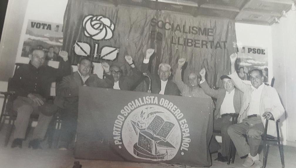Hhistoria de PSOE QUART