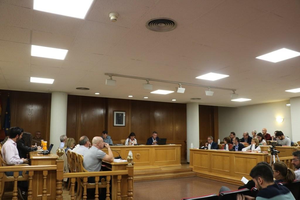 El grupo Municipal Socialista presenta en el pleno la Carta de Participación Ciudadana