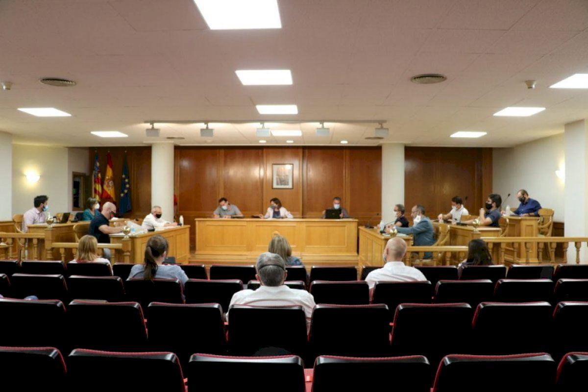 El Ayuntamiento de Quart de Poblet inyecta cuatro millones de euros en los presupuestos para paliar los efectos de la covid